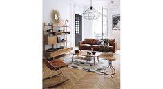 Dans le salon, à chaque style son luminaire. Retrouvez nos conseils de pro pour un éclairage qui vient peaufiner l'ambiance de votre living !