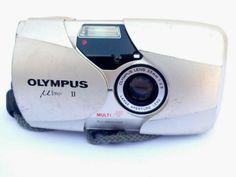 Olympus 8 X 21 RC Binoculares II-Blanco Perla