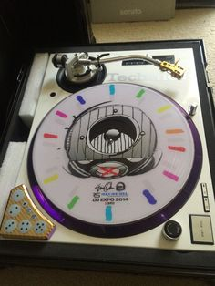 Eric Orr Custom Control Vinyl Dj Vinyl Custom