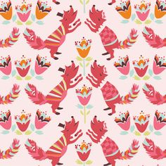 Organic! Yay! Day! collection, debut by new Birch Fabrics Designer, Emily Isabella