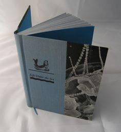 'Under the Sea' Journal . heather Dewick.