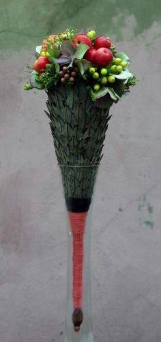 eleganter Naturcoktail #finart #floristik #floralart