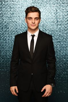 Martin Garrix, wearing Emporio Armani, rocked the stage in the Netherlands last night accepting the best electronic act and best world stage performance awards at this year's MTV Europe Music Awards. #ArmaniStars