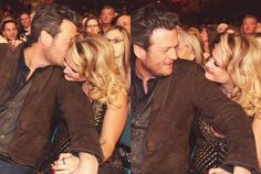 Blake and Miranda, otherwise known as the perfect couple, in my eyes anyway. Country Couples, Country Girls, Cute Couples, Country Living, Country Roads, Miranda Blake, Blake Shelton And Miranda, Country Music Artists, Country Music Stars