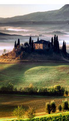 Tuscany by: Adnan Bubalo