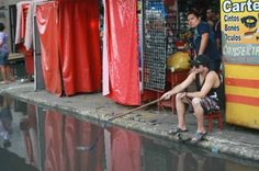 No Blog da Fotografia, 'Pescaria', por Raimundo Valentim.