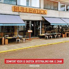 Deze mooie uitvalschermen hebben we geleverd bij Van Bullewijck in Amsterdam Zuid-Oost. #horeca #uitvalscherm #cafe #restaurant #zonwering Amsterdam, Restaurant, Outdoor Decor, Image, Home Decor, Decoration Home, Room Decor, Diner Restaurant, Restaurants