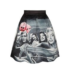 e jupe taille haute jupes Monroe Rose Party Girl Porter jupe Harajuku gris plissée jupe Pleated Skirt, Skater Skirt, Midi Skirt, High Waisted Skirt, Best Casual Outfits, Cute Outfits, Harajuku, Girls Party Wear, Linnet