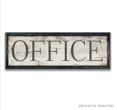 Office sign Office wall art Office plaques home office decor mother's day gifts rustic office sign wooden office business signs custom sign