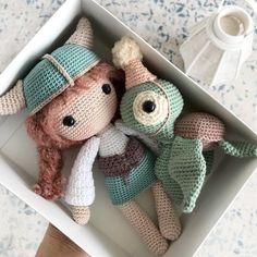 Mesmerizing Crochet an Amigurumi Rabbit Ideas. Lovely Crochet an Amigurumi Rabbit Ideas. Ravelry Crochet, Crochet Gratis, Cute Crochet, Crochet Dolls, Doll Patterns Free, Crochet Animal Patterns, Amigurumi Patterns, Easy Crochet Projects, Amigurumi Doll