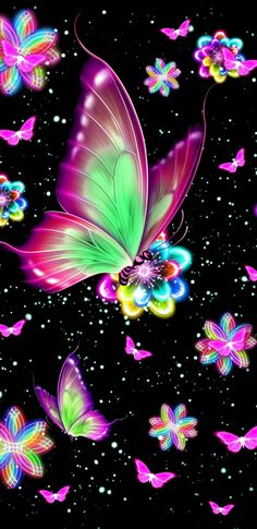 37 Ideas For Quotes Wallpaper Iphone Backgrounds Screens Phone Wallpapers Fairy Wallpaper, Cute Galaxy Wallpaper, Butterfly Wallpaper Iphone, Neon Wallpaper, Cute Wallpaper Backgrounds, Wallpaper Iphone Cute, Colorful Wallpaper, Iphone Backgrounds, Iphone Wallpapers
