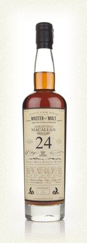 Macallan 24 Year Old 1989 - Single Cask (Master of Malt)