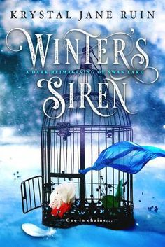 Review: Winter's Siren by Krystal Jane Ruin was a wonderful story that plays with your emotions and will enrapture your imagination. I highly recommend! The Genre Minx Book Reviews.