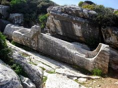 The Kouros - Naxos Island