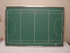 Vintage Basketball Coaches Chalkboard 2 x by RubberSoulAntiques, $80.00