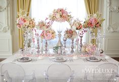 Glitterati Style File: Champagne, Carats and Crystal | WedLuxe Magazine