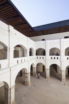 San Pablo Academic and Cultural Center,© Sandra Pereznieto