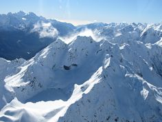 The Southern Alps, NZ Milford Sound, Alps, Mount Everest, Southern, Mountains, Nature, Travel, Naturaleza, Viajes