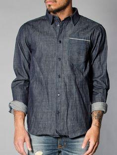 Ace Org. Dry Selvedge Denim - Nudie Jeans Co Online Shop