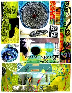 28 NEW collage sheets!
