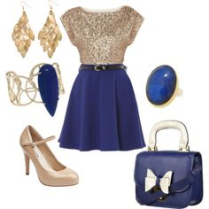 classy and elegant, created by izzthebizz.polyvore.com