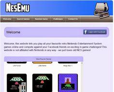 El Lado Curioso & Geek De La Red  ®: NESEmu, emulador online de NES con cientos de jueg...