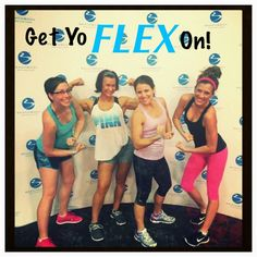 A great workout with my girls and Tony Horton!! Nothing like a good Flex Friday to get your day going right!!! #tonyhorton #flex #friday