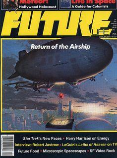Return of the Airship!