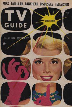 TV Guide December 7-13, 1957