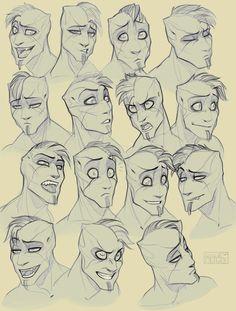 Expression practice - Shaden by SHADE-ShyPervert.deviantart.com on @deviantART: