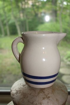 Roseville Ohio Robinson Ransbottom Pottery Co by VintagebyViola, $20.00