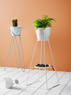 The Minimalist - plant stands