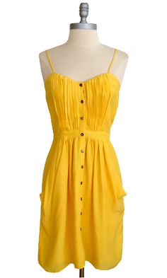 Little Miss Sunshine Dress by 12th Street by Cynthia Vincent