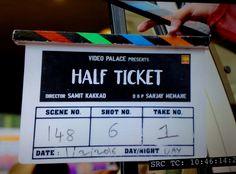 Half Ticket, Event Ticket