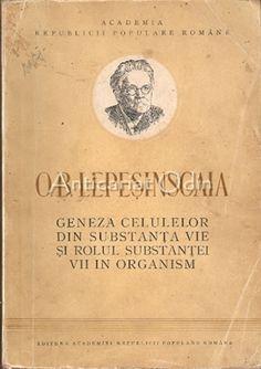 Geneza Celulelor Din Substanta Vie Si Rolul Substantei Vii In Organism - O. B. L Personalized Items, Life, Biology