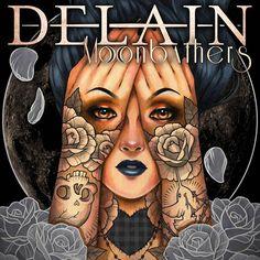 "[CRÍTICAS] DELAIN (NDL) ""Moonbathers"" CD 2016 (Napalm Records)"