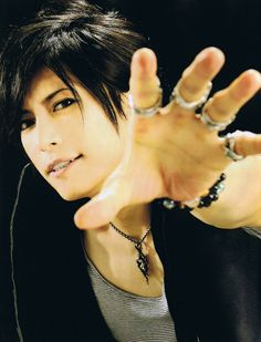 Gackt - World's Prettiest Man with the World's Sexiest Voice