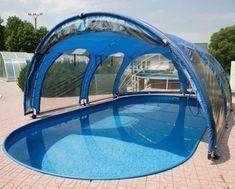 Mobile Pool Enclosure