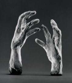 Auguste Rodin 'Two Hands'