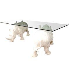 Rhino table