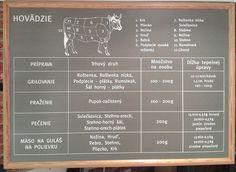 Hovädzie verzus bravčové  Hovädzie mäso je považované za jednu z najkvalitnejších a najhodnotnejších potravín, hlavne medzi vyznávačmi trendu fitness. Hovädzí steak je symbolom vyššej triedy stravovania; večerou, na ktorú vás odvezie súkromný šofér a ktorá vás nasýti na celý deň. Ľudia na Slovensku však odjakživa zabíjajú prasa a spracujú všetko, čo ponúka. Navyše, prasatá sprevádzali človeka už od dávna a ich DNA je štruktúrou podobná tej našej, čo dáva za pravdu Georgeovi Orwellovi. Muscle Fitness