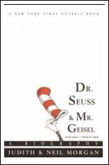 Fascinating book about Dr Seuss (Ted Geisel)