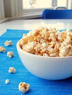 ...   Salted caramel popcorn, Salted caramel desserts and Garam masala