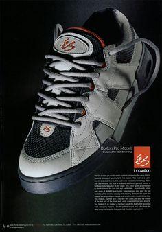ES Koston 1 best skate shoe