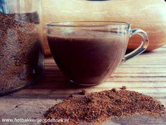 Chocolademelk: lactosevrij, glutenvrij, vrij van soja en ei.