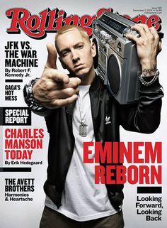 Eminem Covers Rolling Stone | Rap Radar