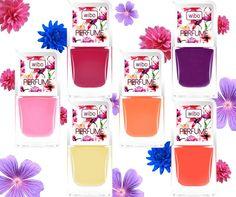 #manicure #wibo #perfume #garden #flower #nails #nailsart #color