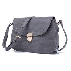 Abshoo Super Cute Small Women Crossbody Bags Dark Grey ** To view further for this item, visit the image link.