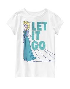 Let It Go Tee at Crazy 8