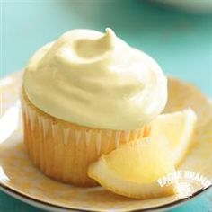 Lemon Cream Cheese Frosting from Eagle Brand
